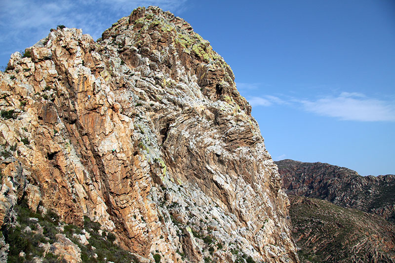 Rock Climbing in Montagu